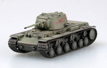 Russ. KV-1 Mod.1942 Heavy T. · EZM 36289 ·  Easy Model · 1:72