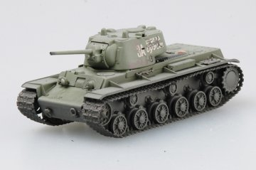Russ. KV-1 Mod.1942 Heavy T. · EZM 36290 ·  Easy Model · 1:72