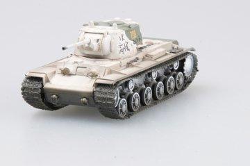 Russ. KV-1 Mod.1942 Heavy T. · EZM 36291 ·  Easy Model · 1:72