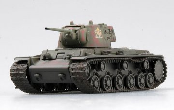 Russ. KV-1 Mod.1942 Heavy T. · EZM 36292 ·  Easy Model · 1:72