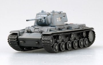 KV1 model 1941 heavy Tank · EZM 36293 ·  Easy Model · 1:72