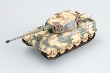 Tiger II Abt. 501 · EZM 36294 ·  Easy Model · 1:72