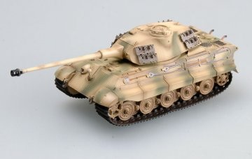 Tiger II  Pz Kp · EZM 36297 ·  Easy Model · 1:72