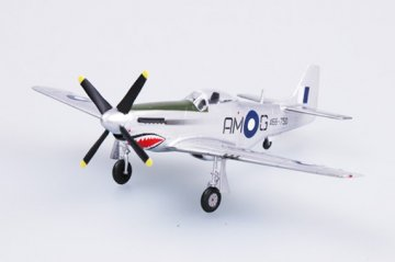 P51D Australia RAAF · EZM 36302 ·  Easy Model · 1:72