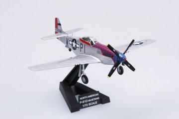 P51D ´Mustang´ IV 359FS 356FG8AF Anglia 1945 · EZM 36304 ·  Easy Model · 1:72