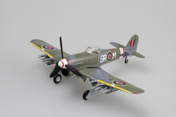 Typhoon Mk. IB  Rb382 184 Squadron, Schleswing, July 1945 · EZM 36313 ·  Easy Model · 1:72