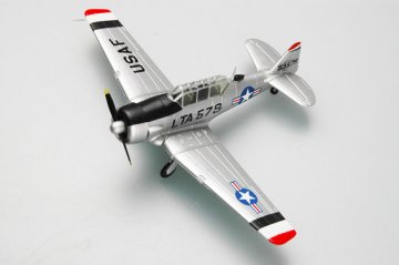 T-60G of 6147th Tactical Control Group · EZM 36319 ·  Easy Model · 1:72