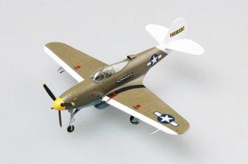 P-39Q-Lt. Col .W. Shomo · EZM 36320 ·  Easy Model · 1:72