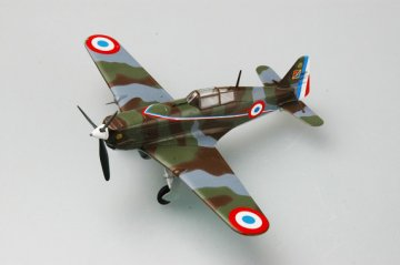 MS 406 French Airforce · EZM 36325 ·  Easy Model · 1:72