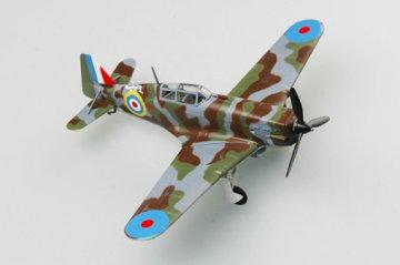 MS 406 french Flight Haiffa 1940 · EZM 36328 ·  Easy Model · 1:72