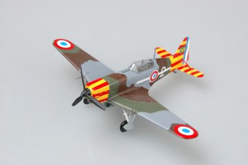 MS 406 Vichy Airforce · EZM 36329 ·  Easy Model · 1:72