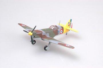 D.520, No.343 captain of GC II/3.June 41 · EZM 36335 ·  Easy Model · 1:72