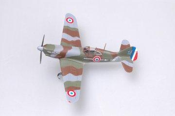 Pilot officer Madon´s D.520 No. 90 of GCl/3 in 1940 · EZM 36336 ·  Easy Model · 1:72
