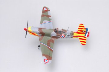 D.520 No.248 of France vichy goverment · EZM 36338 ·  Easy Model · 1:72