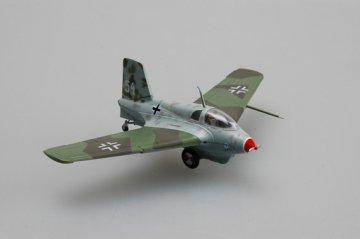 ME163 B1a White 54 · EZM 36340 ·  Easy Model · 1:72