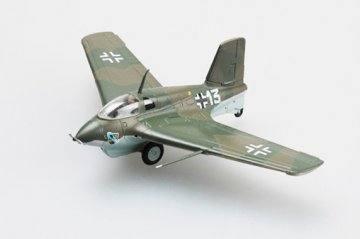 ME163 B1a White 13 · EZM 36341 ·  Easy Model · 1:72