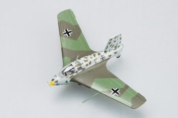 ME163 B1a JG 400 · EZM 36342 ·  Easy Model · 1:72