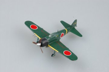A6M5C Japan July 45 · EZM 36352 ·  Easy Model · 1:72
