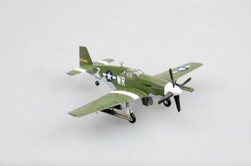 P-51B 1st Lieutenant Henry Brown · EZM 36357 ·  Easy Model · 1:72