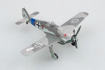 Focke-Wulf Fw 190 A-8 6./JG300, Uffz. Lixfeld, 1944 · EZM 36360 ·  Easy Model · 1:72