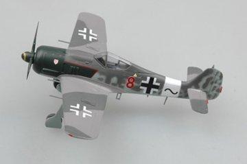 Focke-Wulf Fw 190 A-8 Red 8 IV./JG3, Uffz. W. Max. · EZM 36364 ·  Easy Model · 1:72