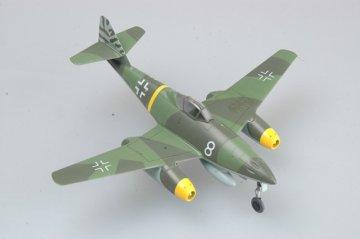 White 8, Flown by Kommando Novotny, Achmer, November 1944 · EZM 36366 ·  Easy Model · 1:72