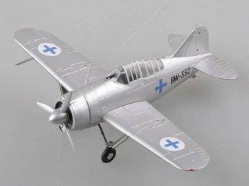 F2A Finnland AF BW-352 · EZM 36384 ·  Easy Model · 1:72