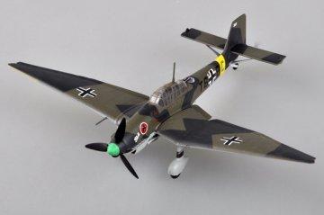 Junkers Ju 87 D-1 2./StG.2 1942 · EZM 36385 ·  Easy Model · 1:72