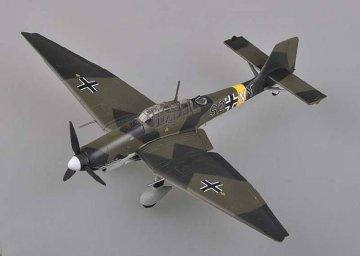 Junkers Ju 87 D-1 StG.3 1943 · EZM 36386 ·  Easy Model · 1:72