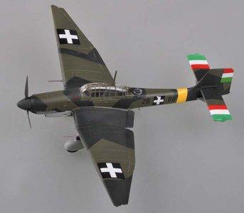 Junkers Ju 87 D-5 102./1 1943 · EZM 36388 ·  Easy Model · 1:72