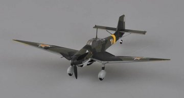 Junkers Ju 87 D-3 Romanian 1943 · EZM 36389 ·  Easy Model · 1:72