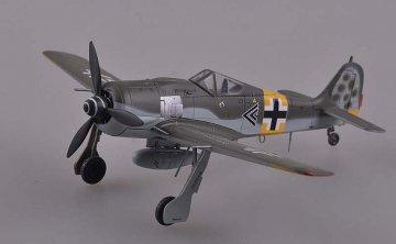 Focek-Wulf Fw 190 A-6,I./JG54,Hauptmann Walter Nowotn 11. 1943 · EZM 36404 ·  Easy Model · 1:72