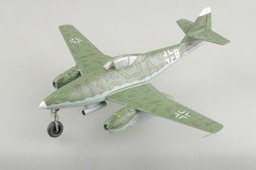 Messerschmitt Me 262 A-2a, 9K-BH of 1./KG51, 09/1944 · EZM 36405 ·  Easy Model · 1:72