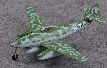 Messerschmitt Me 262 A-2a,B3+BH of 1 · EZM 36407 ·  Easy Model · 1:72