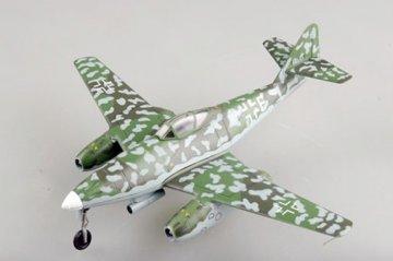Messerschmitt Me 262 A-2a, 9K-FL KG51 · EZM 36408 ·  Easy Model · 1:72