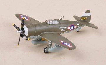 P-47D USA,56th FG,8th AF,USAAF,D(42-7877 · EZM 36424 ·  Easy Model · 1:72