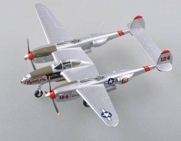 P-38 · EZM 36431 ·  Easy Model · 1:72