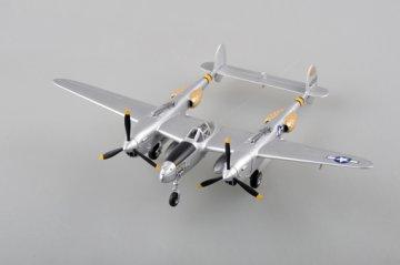 P-38 · EZM 36433 ·  Easy Model · 1:72