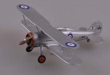 Gladiator Mk.I 33 Sqn, RAF L7612 · EZM 36455 ·  Easy Model · 1:72