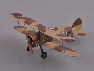 Gladiator Mk.I94 Sqn,Iraq Conversion Flight,RAF GO-D(L7616) · EZM 36456 ·  Easy Model · 1:72