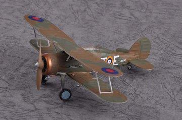 Gladiator Mk.I 112 Sqn, RAF RT-E (K6135) · EZM 36458 ·  Easy Model · 1:72