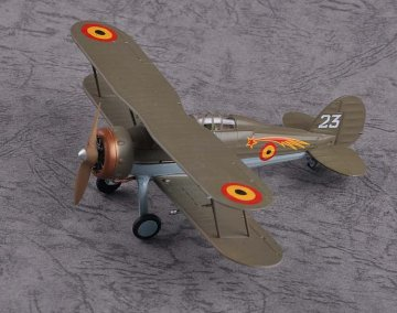 Gladiator Mk.I 1/1/2 Ie Escadrille du ler Grouppe du 2e Regiment Aeronatiqe · EZM 36459 ·  Easy Model · 1:72