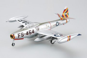 F-84G Four Queens/OLIE, Summer 1953 · EZM 36800 ·  Easy Model · 1:72