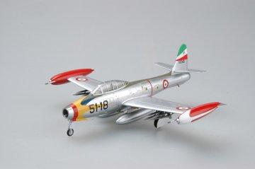 Italy Air Force, F-84G Thunderjet · EZM 36803 ·  Easy Model · 1:72