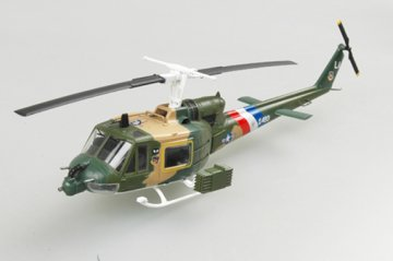 UH-1F of the 58th Tactical Training Wing · EZM 36916 ·  Easy Model · 1:72