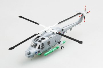 Super Lynx,Royal Navy,No 410 Blue Rhino · EZM 36930 ·  Easy Model · 1:72
