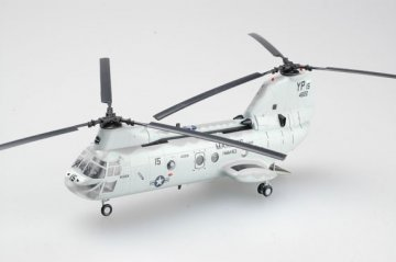 Helicopter Marines CH-46E Sea knight  HMM-163 154822 · EZM 37000 ·  Easy Model · 1:72