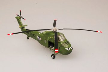 Helicopter Marines UH-34D 150219 YP-20 · EZM 37010 ·  Easy Model · 1:72