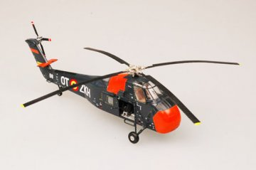 Helicopter H34 Choctaw Belgium Air Force · EZM 37011 ·  Easy Model · 1:72