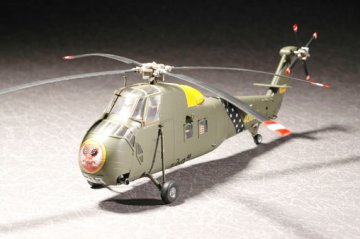 Helicopter UH-34D VNAF 213HS 41TWL 1966 · EZM 37012 ·  Easy Model · 1:72